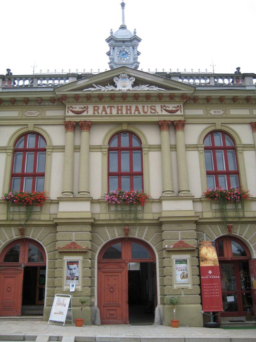 Rathaus Weitra