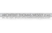 Architekt Wesely